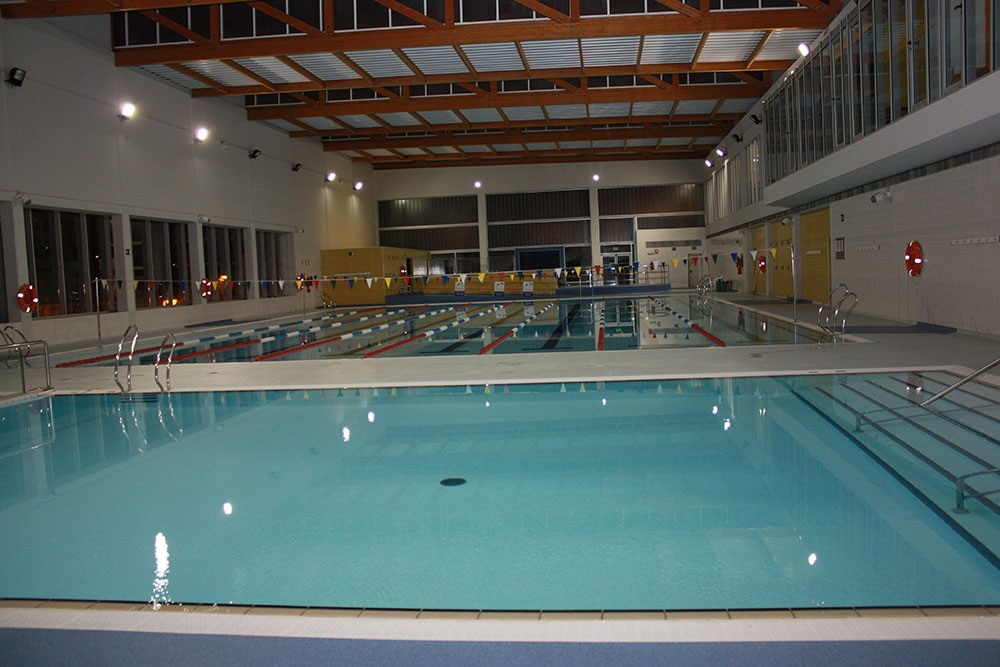 piscina municipal cubierta paiporta zona de aguas